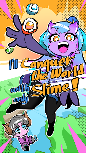 I'll Conquer the World with only Slime! screenshot 1