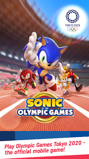 SONIC AT THE OLYMPIC GAMES screenshot 1
