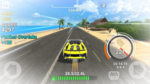 Racing Star screenshot 1