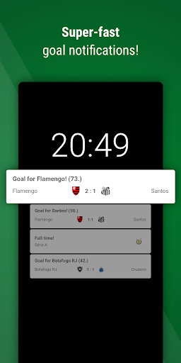 GoalAlert screenshot 2