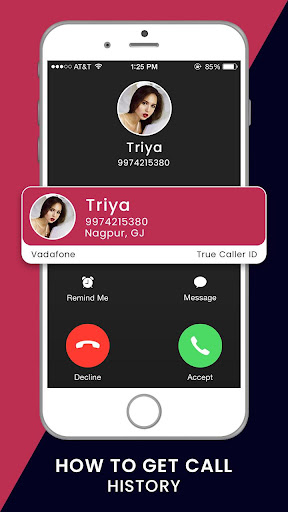 How to Get Call History of Any Number -Call Detail screenshot 1