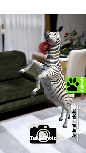 AR 3D Animals screenshot 3