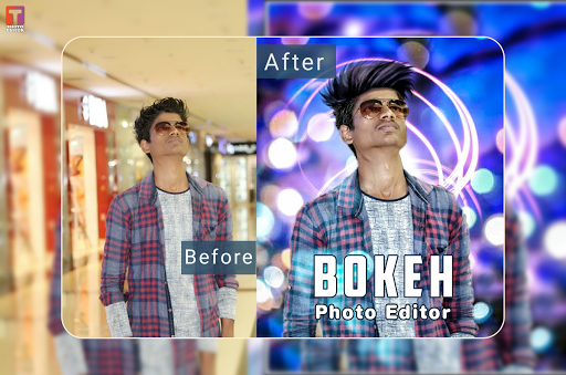 Bokeh Cut Cut screenshot 1