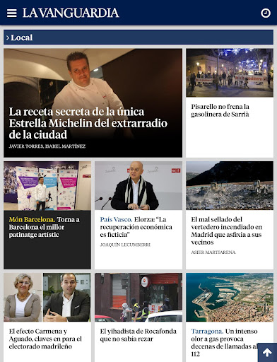 La Vanguardia screenshot 17
