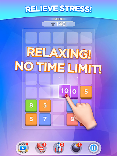 Merge Number Puzzle screenshot 10