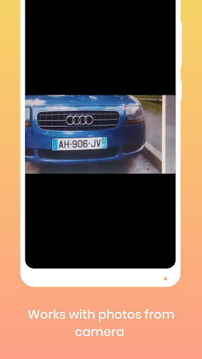 Automatic Licence Plate Recognition Feature screenshot 7