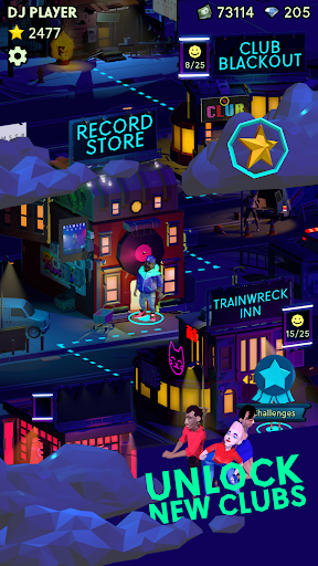 MIXMSTR - DJ Game screenshot 4