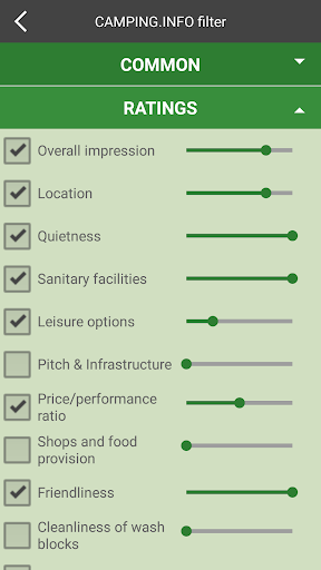 Camping.Info by POIbase Campsites & Pitches screenshot 5