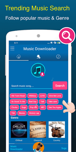 Free Music Downloader & Mp3 Music Download & Song screenshot 1