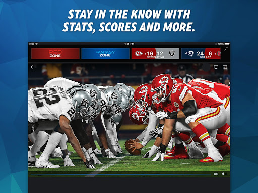 NFL Sunday Ticket for TV and Tablets screenshot 4