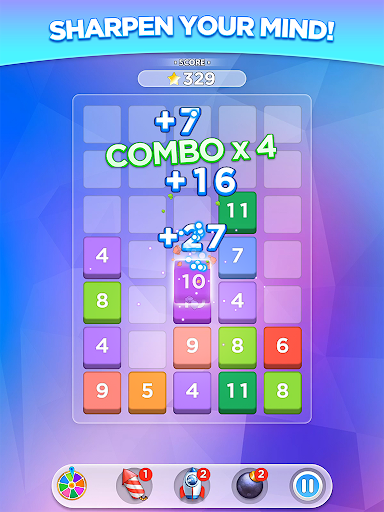 Merge Number Puzzle screenshot 11
