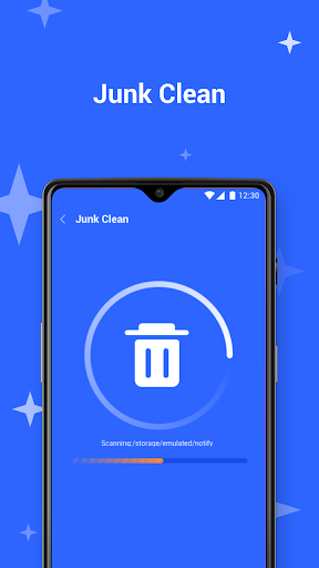 Expedite Cleaner S screenshot 1