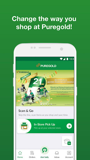 Puregold Mobile screenshot 1