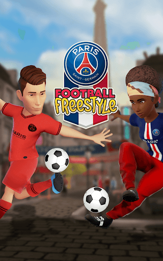 PSG Soccer Freestyle screenshot 2