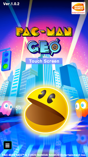 PAC-MAN GEO screenshot 1
