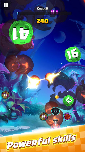 Merge Cannon BallBlast screenshot 3