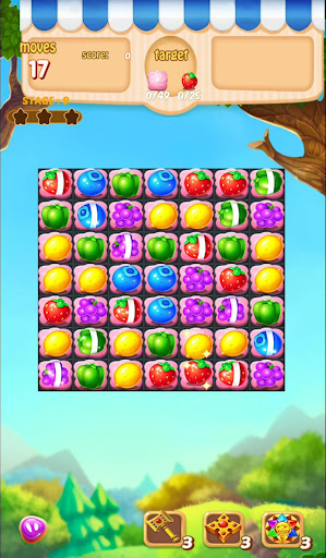Fruits Bomb screenshot 1
