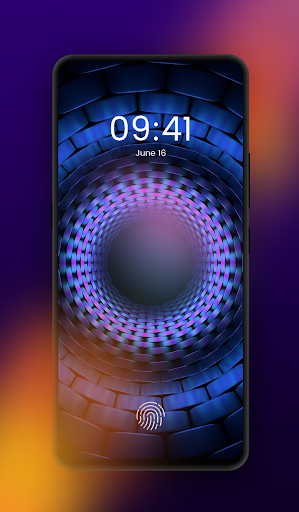 Awesome 3D Wallpapers screenshot 1