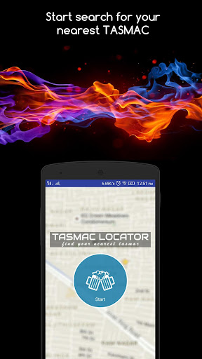 Tasmac Locator screenshot 2