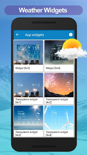 Weather Forecast screenshot 2