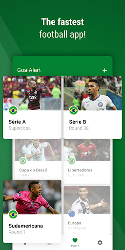 GoalAlert screenshot 1