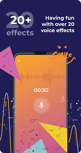 Voice Changer With Audio Sound Effects & Recorder screenshot 2