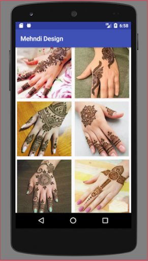 Mehndi Designs Latest 2020 screenshot 2