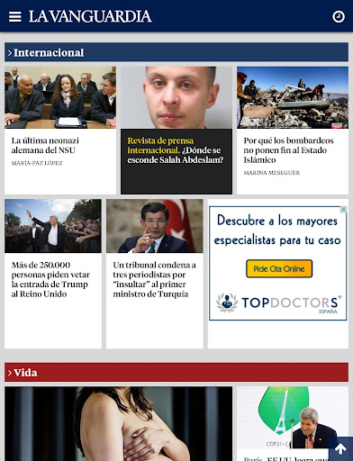 La Vanguardia screenshot 11