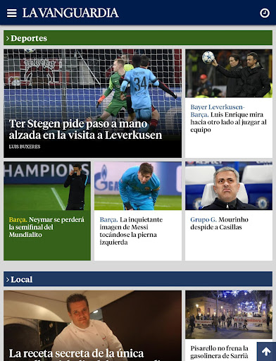 La Vanguardia screenshot 16