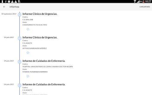 miHistoria screenshot 10