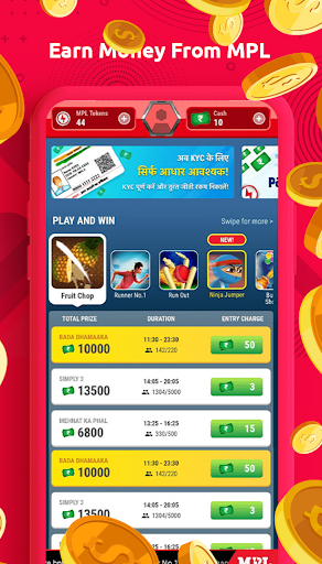 Tips for MPL Cricket & Games To Earn Money screenshot 1