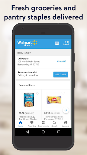 Walmart Grocery screenshot 6