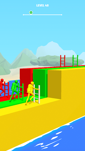 Ladder Run screenshot 1