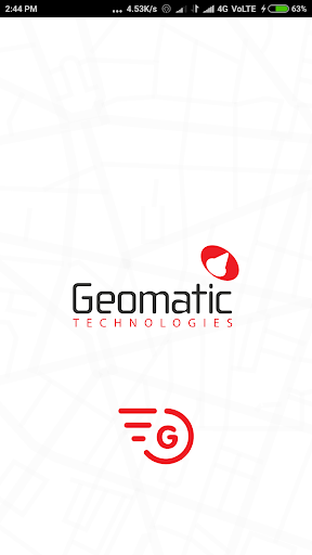 Geomatic Driver screenshot 1