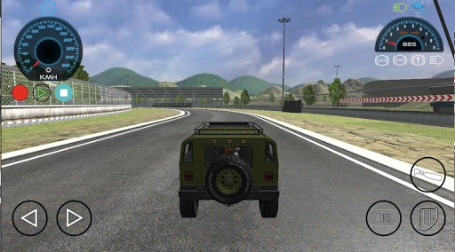 Hummer H1 Car Race Drift Simulator screenshot 3