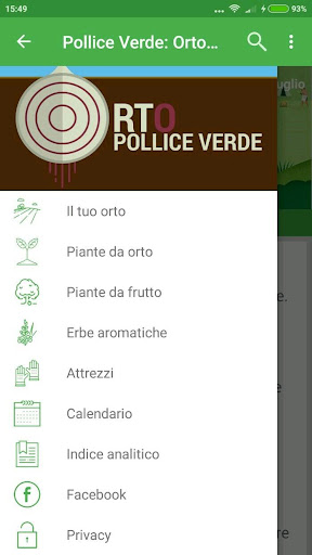 Pollice Verde screenshot 2