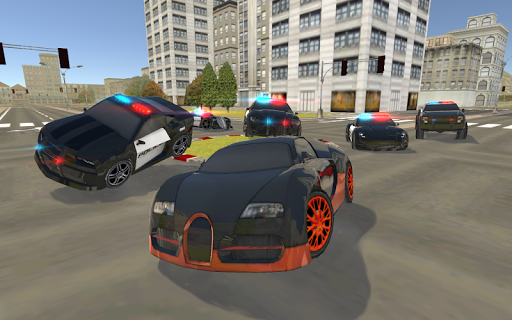 Police Chase screenshot 1