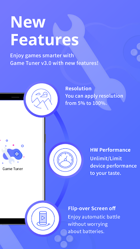 Game Tuner screenshot 3