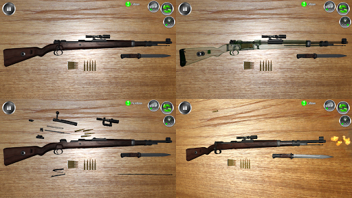 Weapon stripping screenshot 23