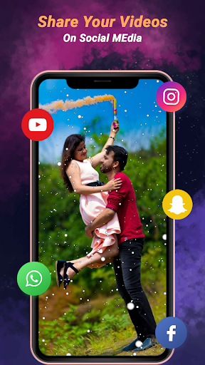 Animation Effect Video Maker with music screenshot 2