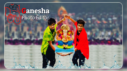 Ganesh Photo Editor screenshot 1