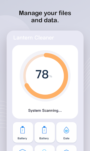 Lantern Cleaner screenshot 3