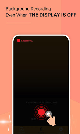 Voice Recorder Editor High Quality Sound Recording screenshot 6