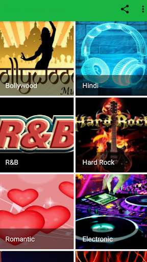 Free Music Radio Streaming Unlimited Music screenshot 1