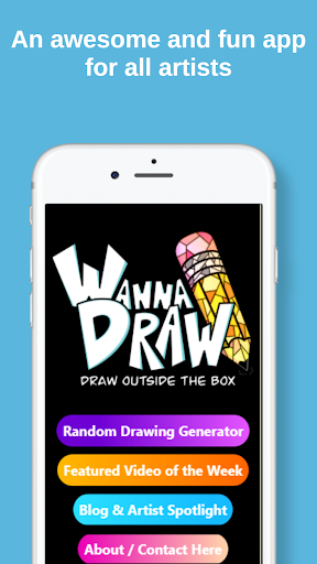 WannaDraw screenshot 1