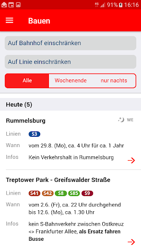 S-Bahn Berlin screenshot 7