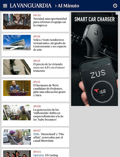 La Vanguardia screenshot 19