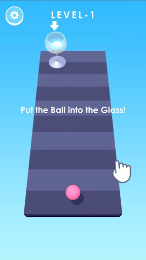 PongToss3D screenshot 1
