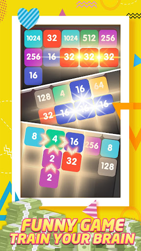 Merge Numbers-2048 Shoot screenshot 5