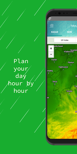 Weather Radar — Live Maps & Alerts screenshot 4